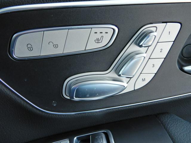 V220d アバンギャルド ロング 両側電動 レダクル 本皮(11枚目)