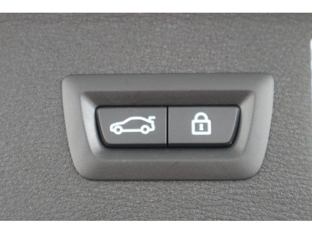 xDrive 18d 現行 Dゼル 純正ナビ インテリセーフ(11枚目)