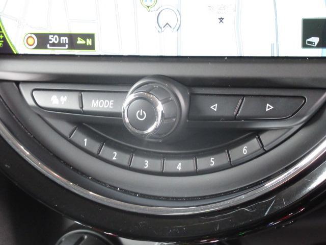 クーパーS 純正ナビ バックカメラ ETC アームレスト オートライト スマートキー レインセンサー 純正AW LEDヘッド(32枚目)
