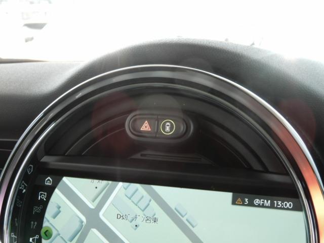クーパーSD 3ドア 後期 純正HDDナビ インテリジェントセーフティ レーダークルーズ スマートキー ETC車載器 LEDヘッド(7枚目)