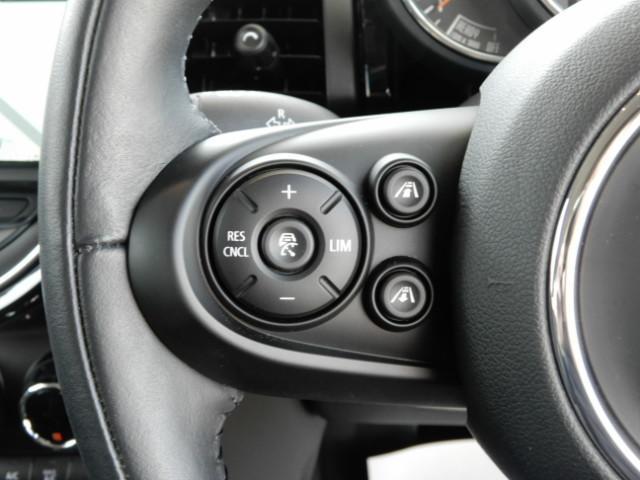 クーパーSD 3ドア 後期 純正HDDナビ インテリジェントセーフティ レーダークルーズ スマートキー ETC車載器 LEDヘッド(9枚目)