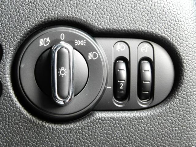 クーパーSD 3ドア 後期 純正HDDナビ インテリジェントセーフティ レーダークルーズ スマートキー ETC車載器 LEDヘッド(40枚目)