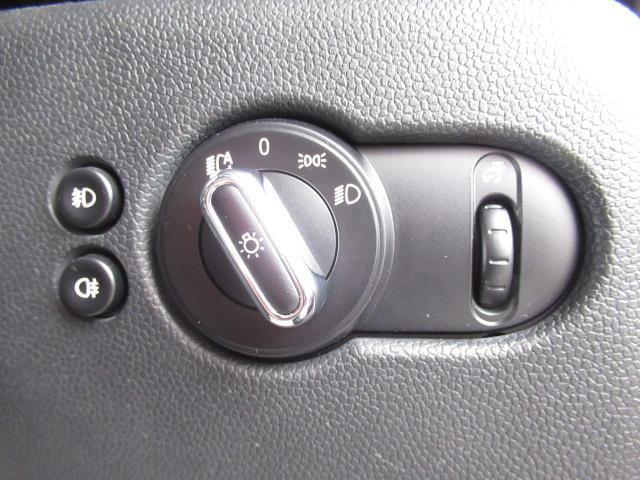 クーパー 1オーナー 純正ナビ ETC車載器 純正AW LEDヘッド レインセンサー 音ライト USBポート(7枚目)