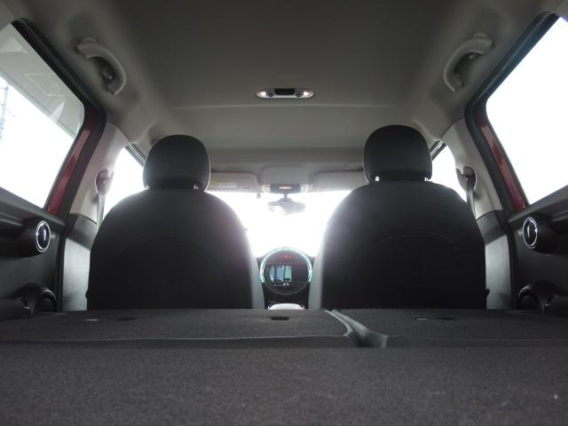 クーパー 1オーナー 純正ナビ ETC車載器 純正AW LEDヘッド レインセンサー 音ライト USBポート(25枚目)