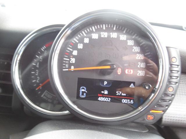 クーパー 1オーナー 純正ナビ ETC車載器 純正AW LEDヘッド レインセンサー 音ライト USBポート(28枚目)