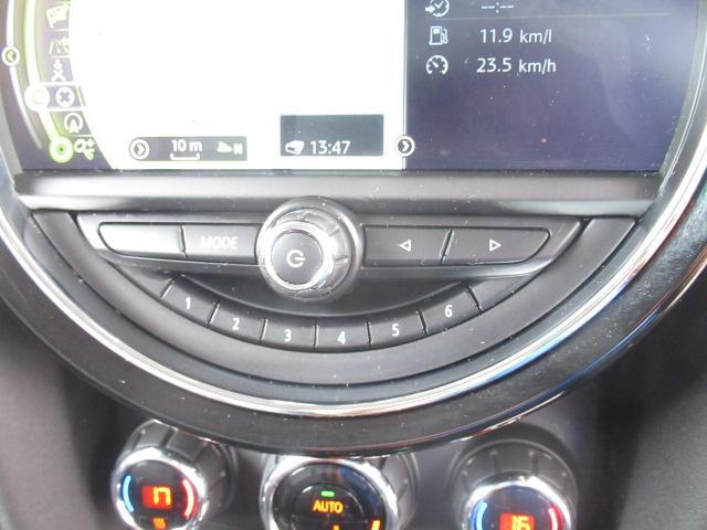 クーパー 1オーナー 純正ナビ ETC車載器 純正AW LEDヘッド レインセンサー 音ライト USBポート(30枚目)