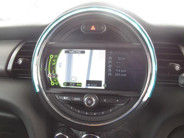 クーパー 1オーナー 純正ナビ ETC車載器 純正AW LEDヘッド レインセンサー 音ライト USBポート(31枚目)