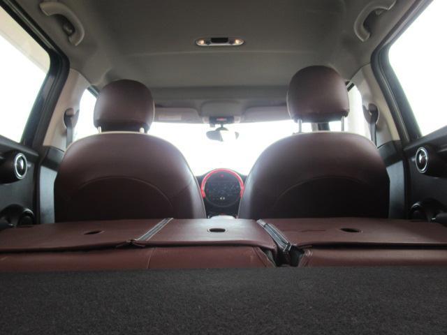 クーパー 1オーナー 純正HDDナビ ドライビングモード シートカバー オートエアコン MTモード ETC LEDヘッド(28枚目)