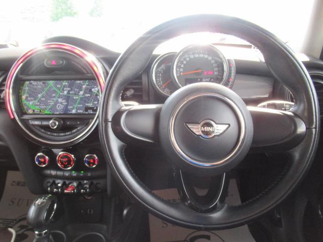 クーパー 1オーナー 純正HDDナビ ドライビングモード シートカバー オートエアコン MTモード ETC LEDヘッド(33枚目)