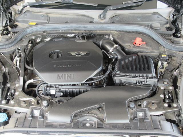 クーパー 1オーナー 純正HDDナビ ドライビングモード シートカバー オートエアコン MTモード ETC LEDヘッド(39枚目)