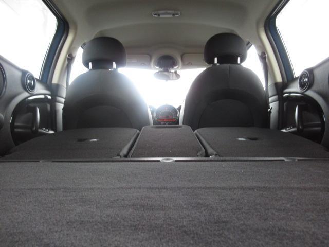 クーパーSD クロスオーバーマリン 特別仕様車 クルーズコントロール 専用ハーフレザーシート パドルシフト ETC車載器 AUX接続 キーレス(11枚目)