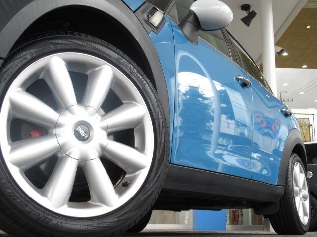 クーパーSD クロスオーバーマリン 特別仕様車 クルーズコントロール 専用ハーフレザーシート パドルシフト ETC車載器 AUX接続 キーレス(20枚目)