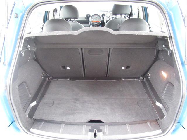 クーパーSD クロスオーバーマリン 特別仕様車 クルーズコントロール 専用ハーフレザーシート パドルシフト ETC車載器 AUX接続 キーレス(27枚目)