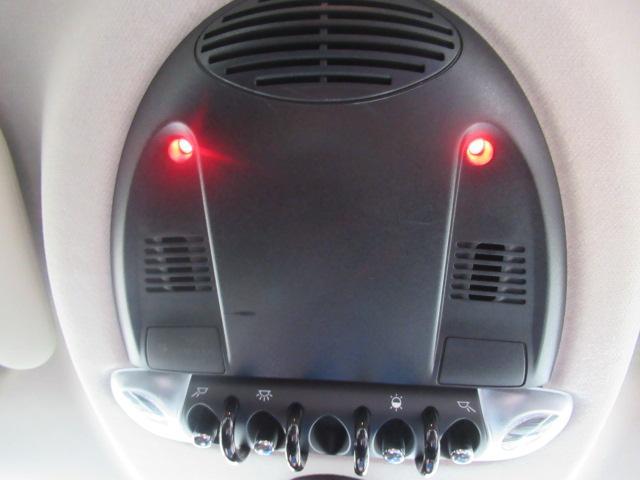 クーパーSD クロスオーバーマリン 特別仕様車 クルーズコントロール 専用ハーフレザーシート パドルシフト ETC車載器 AUX接続 キーレス(34枚目)