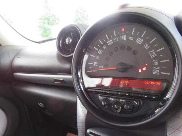 クーパーD クロスオーバー パークレーン ディーゼル ETC車載器 クルーズコントロール オートライト 純正AW ステアリングリモコン ルーフレール(4枚目)