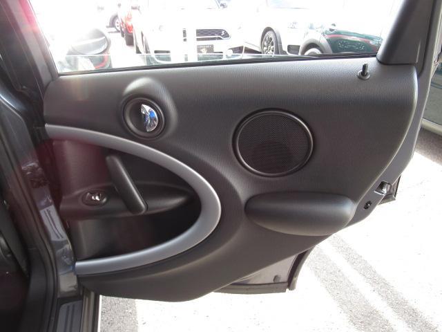 クーパーD クロスオーバー パークレーン ディーゼル ETC車載器 クルーズコントロール オートライト 純正AW ステアリングリモコン ルーフレール(28枚目)