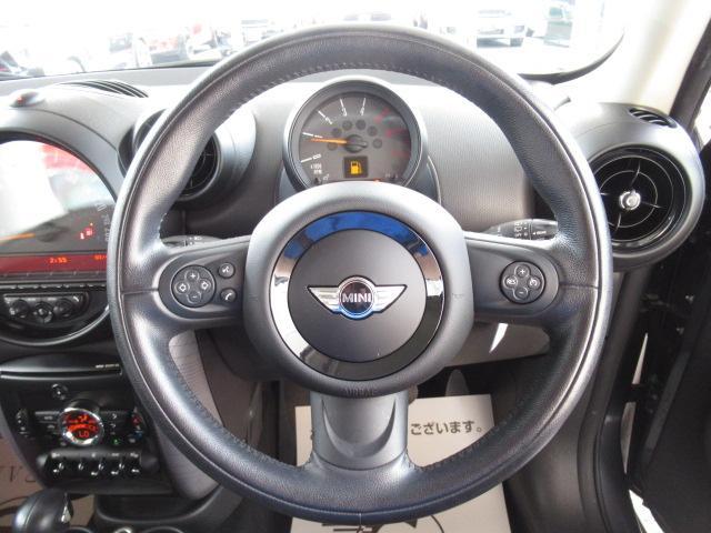 クーパーD クロスオーバー パークレーン ディーゼル ETC車載器 クルーズコントロール オートライト 純正AW ステアリングリモコン ルーフレール(36枚目)