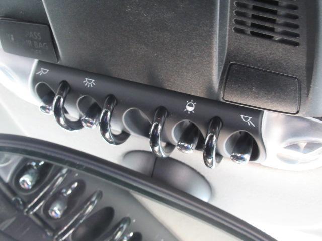 クーパーD クロスオーバー パークレーン ディーゼル ETC車載器 クルーズコントロール オートライト 純正AW ステアリングリモコン ルーフレール(39枚目)