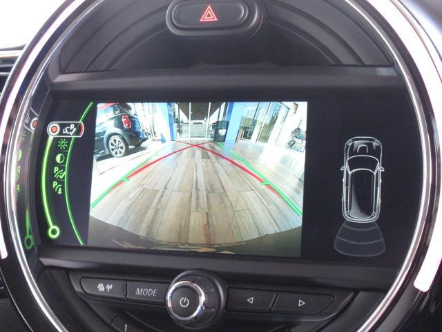 クーパー クラブマン 純正HDDナビ バックカメラ 地デジチューナー クルーズコントロール コンフォートアクセス レインセンサー バックソナー ETC車載器 オートライト オートエアコン(5枚目)