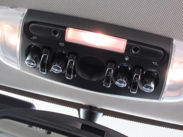 クーパー クラブマン 純正HDDナビ バックカメラ 地デジチューナー クルーズコントロール コンフォートアクセス レインセンサー バックソナー ETC車載器 オートライト オートエアコン(38枚目)