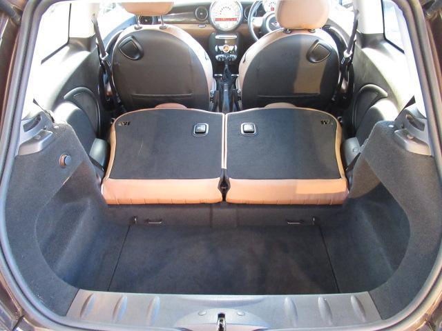 50 メイフェア 限定車 本革ブラウンシート シートヒーター CD ETC車載器 AUX端子 ホワイト17inアルミ アディショナルヘッド オートエアコン プッシュスタート(13枚目)