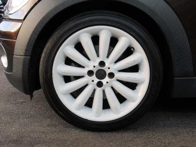 50 メイフェア 限定車 本革ブラウンシート シートヒーター CD ETC車載器 AUX端子 ホワイト17inアルミ アディショナルヘッド オートエアコン プッシュスタート(21枚目)