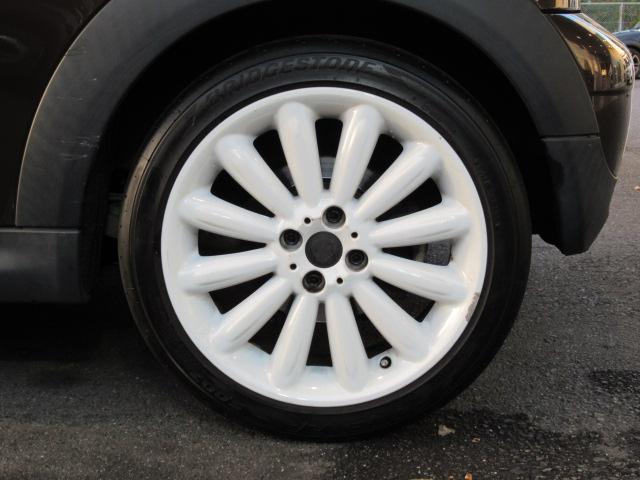 50 メイフェア 限定車 本革ブラウンシート シートヒーター CD ETC車載器 AUX端子 ホワイト17inアルミ アディショナルヘッド オートエアコン プッシュスタート(22枚目)