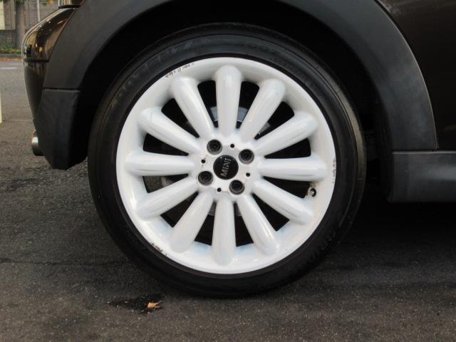 50 メイフェア 限定車 本革ブラウンシート シートヒーター CD ETC車載器 AUX端子 ホワイト17inアルミ アディショナルヘッド オートエアコン プッシュスタート(23枚目)