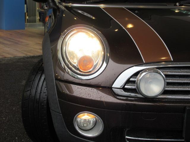 50 メイフェア 限定車 本革ブラウンシート シートヒーター CD ETC車載器 AUX端子 ホワイト17inアルミ アディショナルヘッド オートエアコン プッシュスタート(29枚目)