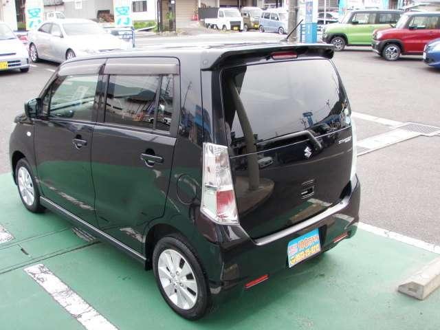 「スズキ」「ワゴンRスティングレー」「コンパクトカー」「岐阜県」の中古車5