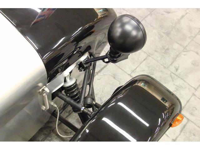 ケータハム ケータハム ロードスポーツ200 ワンオーナー 革シート ブラックパック