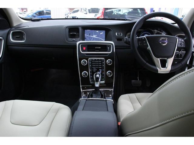 ボルボ ボルボ V60 D4 クラシック 登録済未使用車 ACC ベージュ革シート