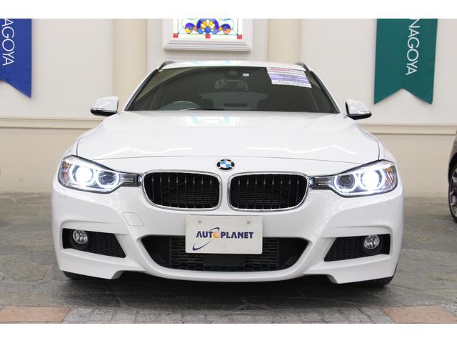 2014年式 BMW 320iツーリング Mスポーツ です。
