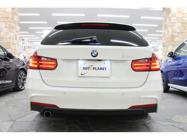 BMWならではのスポーティさにワゴンの使い勝手の良さを兼ね備えた車です。