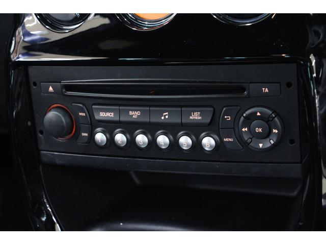オーディオはAM/FMラジオ付きCDプレイヤーです♪ナビ等のご相談も承っております。