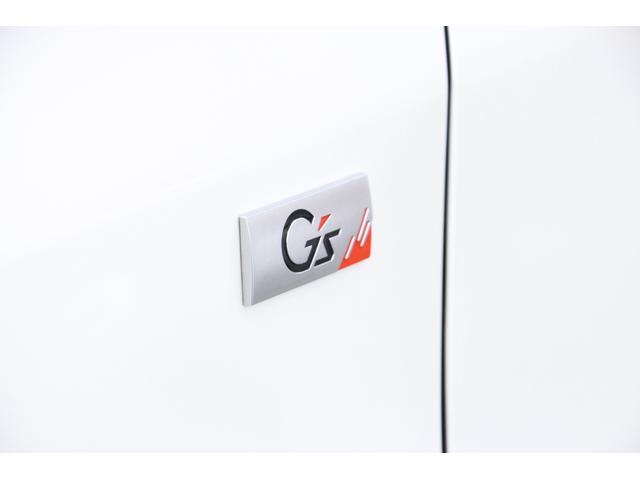 フロントフェンダーや、リヤゲートには 「G's」専用エンブレムで装飾。 特別仕様車感をさりげなくアピールしていますね☆