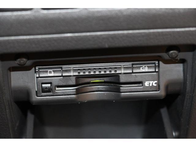 純正ビルトインタイプのETC車載器を装着しています。セットアップはお任せ下さい。