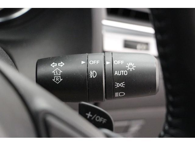 オートライトが装備されているので、ライトを点け忘れたり、消し忘れたりすることもありません。