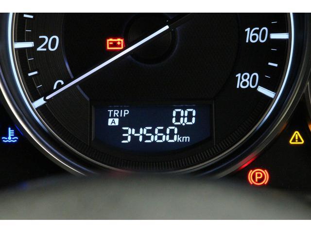 走行距離は、約34,600kmです。