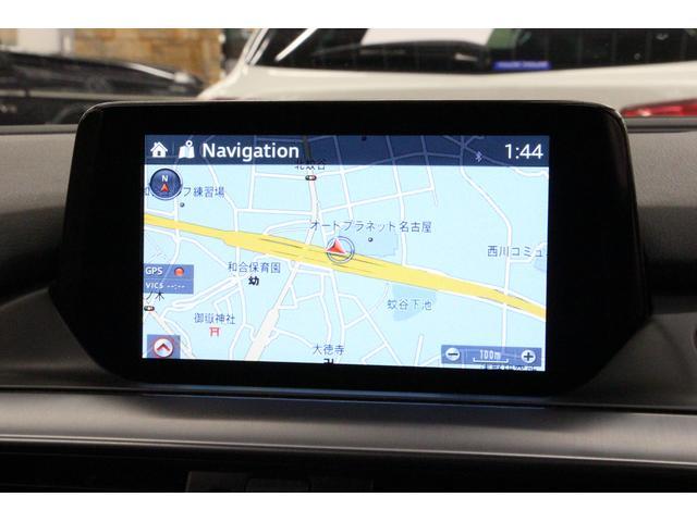 ナビゲーションシステム、オーディオをはじめ、インターネットラジオやハンズフリー通話などが利用できるコネクティビティシステム(マツダコネクト)を搭載しています。