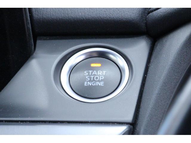 スマートキーを装備しているので、ポケットやバッグにキーを入れたまま、エンジンSTART/STOPが可能です。