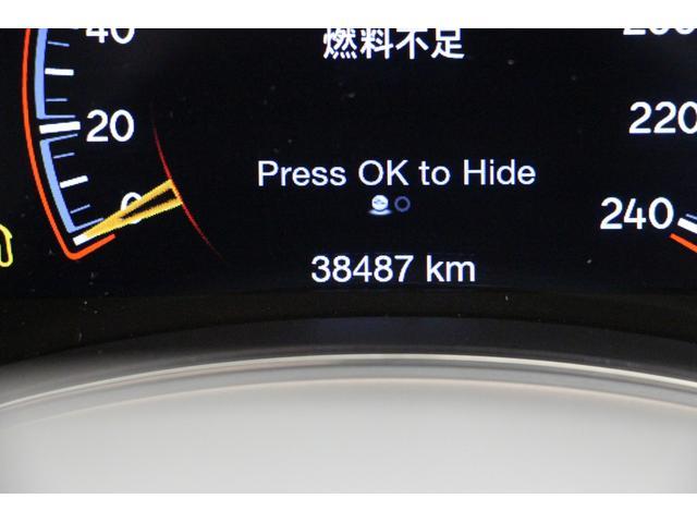 走行距離は約38500kmです。