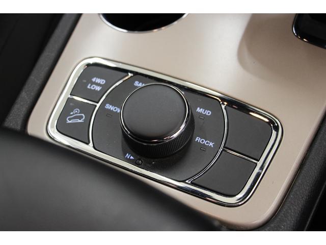 路面や走行時の状況に合わせた各種ドライブモードのセッティング変更が可能です。