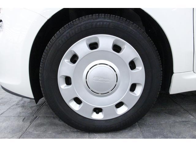 タイヤサイズは、フロント・リア共に175/65R14