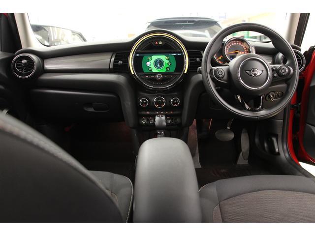 クーパーD 禁煙車 1オーナー 純正HDDナビ Bカメラ ETC LEDヘッドライト スマートキー アルミ CD クリアランスソナー オートライト オートワイパー インテリジェントセーフ アイドリングストップ(4枚目)