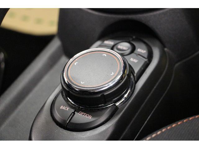 クーパーD 禁煙車 1オーナー 純正HDDナビ Bカメラ ETC LEDヘッドライト スマートキー アルミ CD クリアランスソナー オートライト オートワイパー インテリジェントセーフ アイドリングストップ(35枚目)