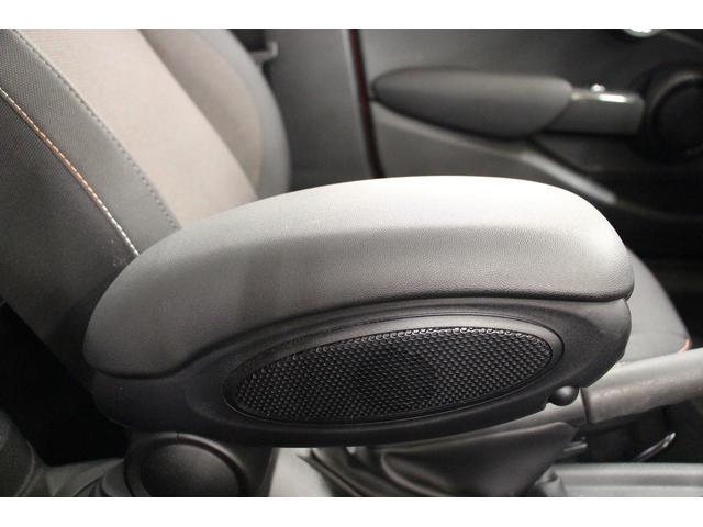 クーパーD 禁煙車 1オーナー 純正HDDナビ Bカメラ ETC LEDヘッドライト スマートキー アルミ CD クリアランスソナー オートライト オートワイパー インテリジェントセーフ アイドリングストップ(42枚目)