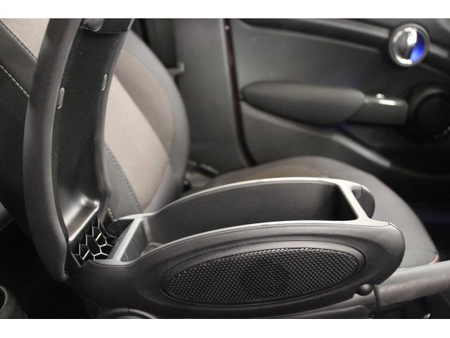 クーパーD 禁煙車 1オーナー 純正HDDナビ Bカメラ ETC LEDヘッドライト スマートキー アルミ CD クリアランスソナー オートライト オートワイパー インテリジェントセーフ アイドリングストップ(43枚目)