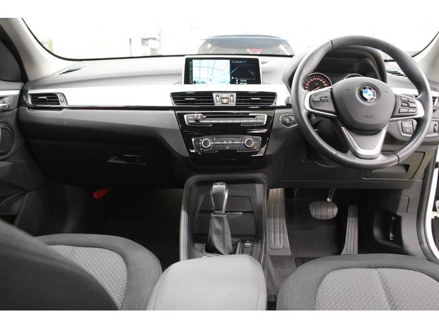 sDrive 18i 1オーナー 禁煙車 インテリジェントセーフティー HDDナビ Bカメラ LEDヘッドライト コンフォートアクセス ミラーETC アルミ CD 車線逸脱警告 クリアランスソナー ターボエンジン(4枚目)