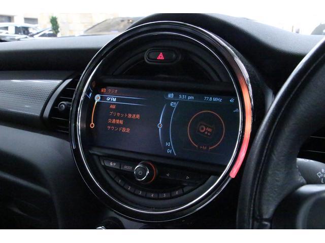 クーパーD ペッパーPKG/禁煙車/HDDナビ/ETC/LEDヘッドライト/スマートキー/アルミ/ヘッドアップディスプレイ/アイドリングストップ/ハンズフリー通話/Bluetoothオーディオ/5ドア/軽油(37枚目)